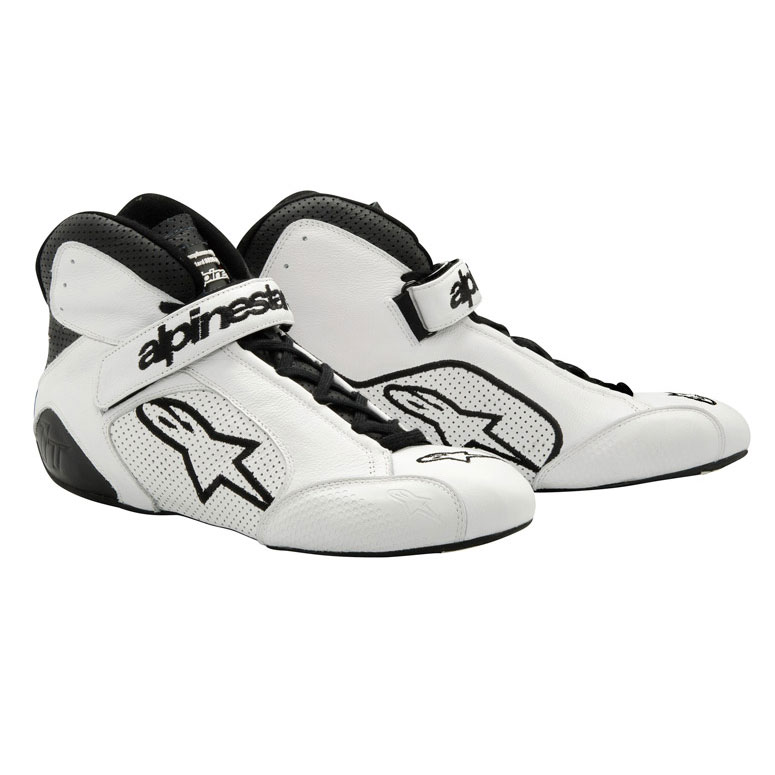 d77ed0ba2d KartingWarehouse.com - Alpinestars - Tech 1-T SFI FIA Racing Shoes