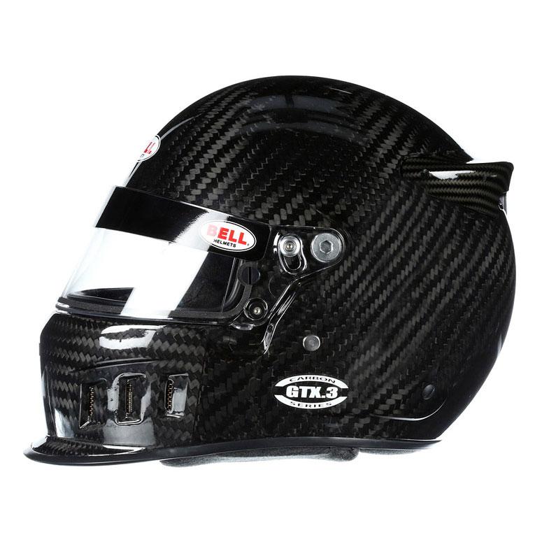 Carbon Fiber Motorcycle Helmet >> KartingWarehouse.com - Bell - GTX.3 Carbon Aero SA2015 Helmet