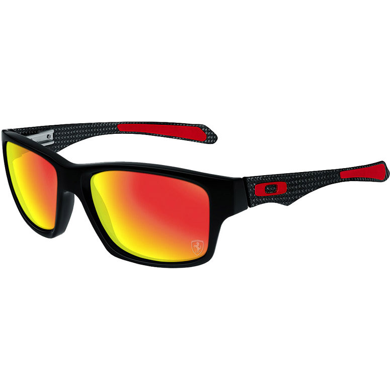 oakley sunglasses ferrari  kartingwarehouse oakley jupiter carbon ferrari polarized sunglasses by oakley
