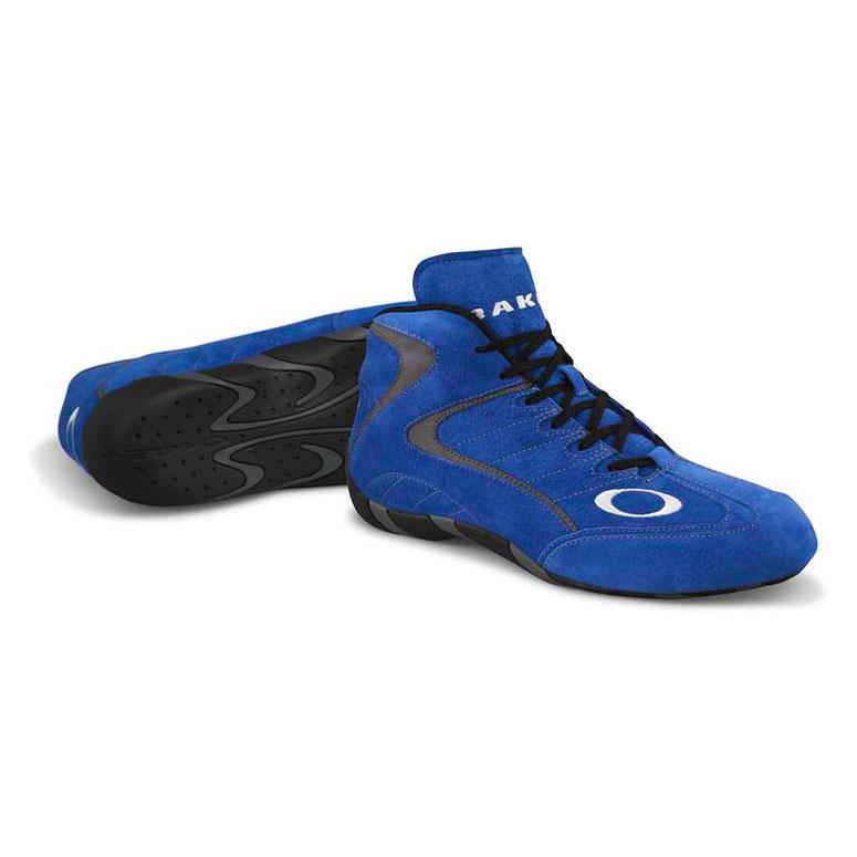 b65f2bd819 Oakley - Race Mid SFI FIA Shoes - Blue 7.0 - Closeout
