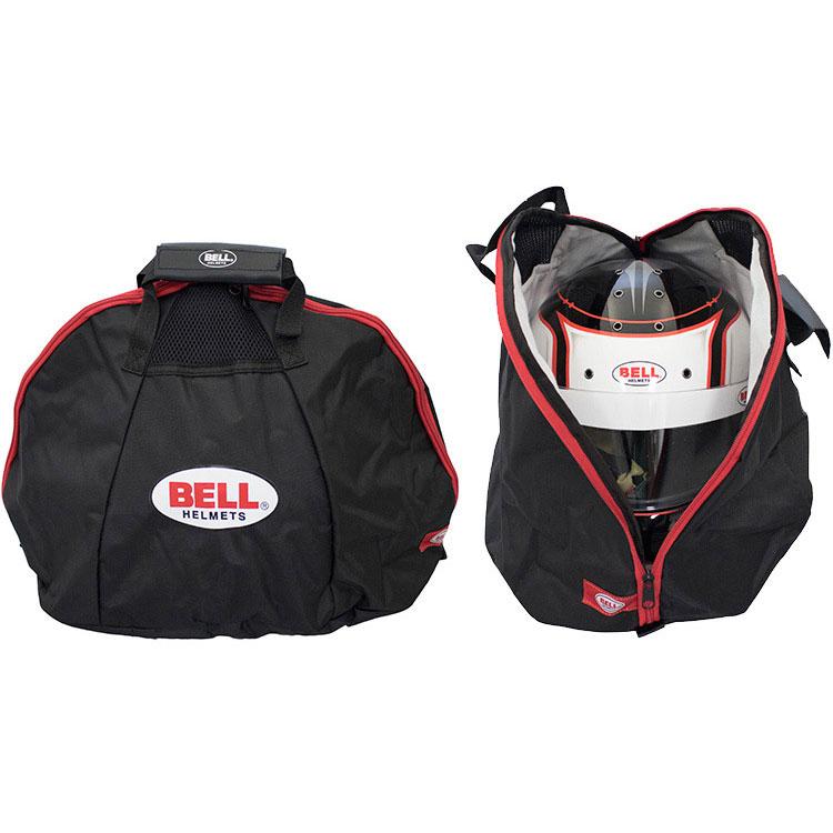 a68e2dbe07 KartingWarehouse.com - Bell - Fleece-Lined Deluxe Helmet Bag