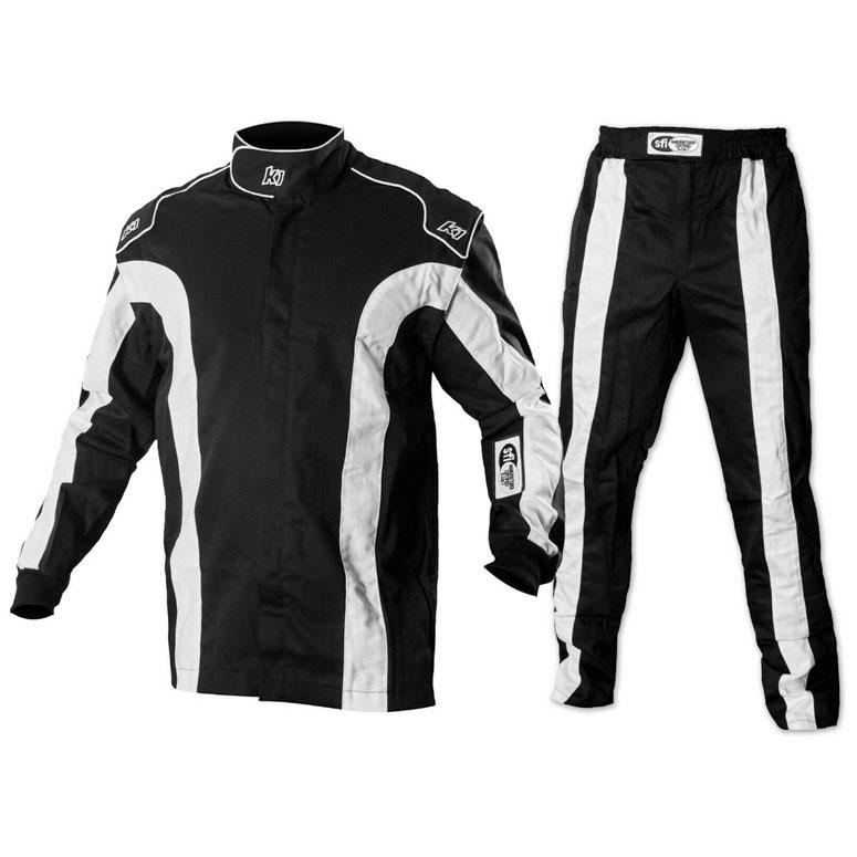 Racing Fire Suits >> Kartingwarehouse Com K1 Triumph 2 Sfi 1 Auto Racing Suit 2 Piece