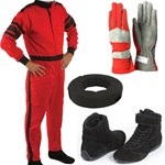 DMS - SFI-1 Auto Racing Package - 1-Piece