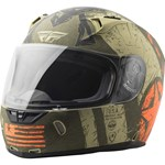 Fly Racing - Revolt Snell M2015 Karting Helmet