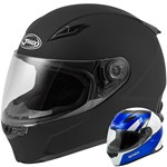GMAX - FF-49 DOT Full Face Karting Helmet