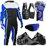 K1 - Apex CoolMAX Pro Karting Package