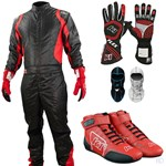 K1 - SFI-5 Precision II Auto Racing Package - 1-Piece
