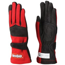 RaceQuip - 355 SFI-5 Two-Layer Auto Racing Gloves