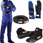 RaceQuip - SFI-5 Auto Racing Package - 1-Piece