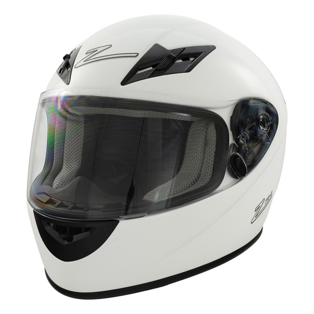 Zamp FS-8 Snell M2015 DOT Helmet Graphic Green//Black Small